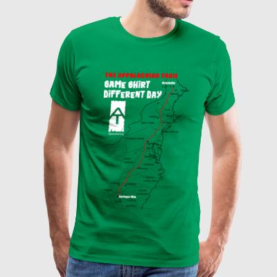 Appalachian Trail Same Shirt - Men's Premium T-Shirt