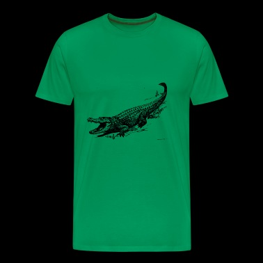 alligators - Men's Premium T-Shirt