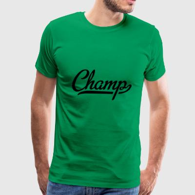 6061912 121753763 Champ - Men's Premium T-Shirt