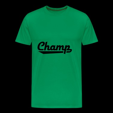 Champ - Men's Premium T-Shirt