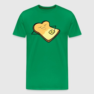 Erotic Toast - Men's Premium T-Shirt
