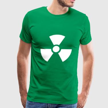 Biohazard Logo - Men's Premium T-Shirt