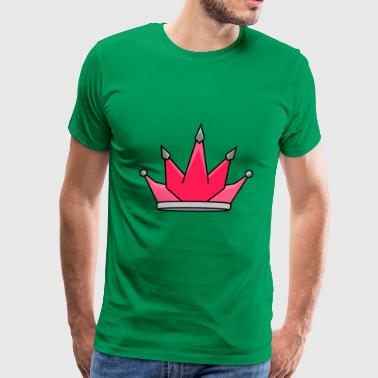 PR Logo - Men's Premium T-Shirt