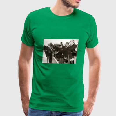 H.I.M. Haile Selassie I in Spain - Men's Premium T-Shirt