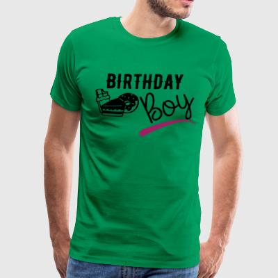 Birthday Boy T-Shirt - Men's Premium T-Shirt