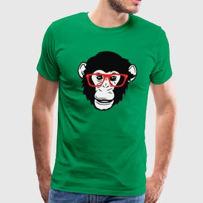 swag monkey - Men's Premium T-Shirt