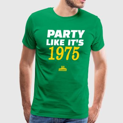 Party Like It's 1975 - Tampa Bay Soccer - Men's Premium T-Shirt