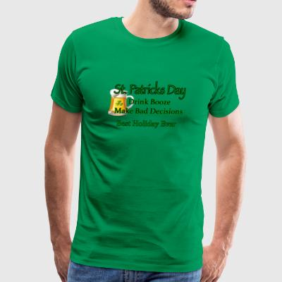St.Patricks Day 1 - Men's Premium T-Shirt