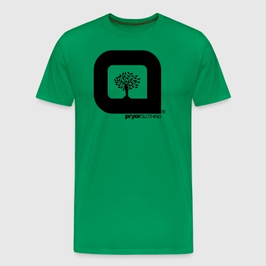 The Pryor Clothing FamTree Logo - Men's Premium T-Shirt
