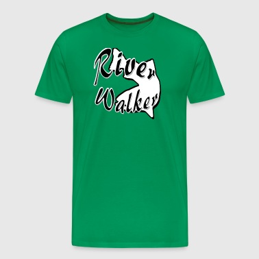 RIVER WALKER - Men's Premium T-Shirt