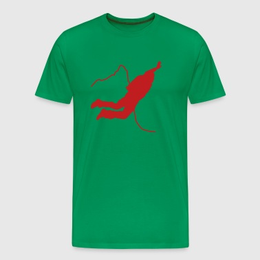 base jumping - Men's Premium T-Shirt
