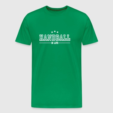 handball is life 2 - Men's Premium T-Shirt