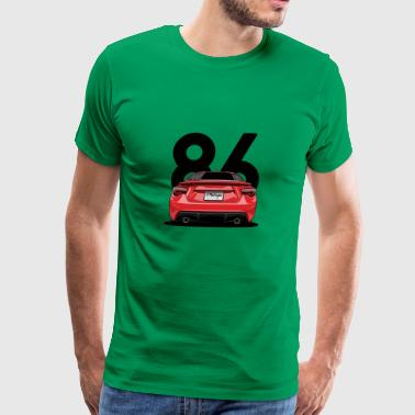 cars automotive - Men's Premium T-Shirt