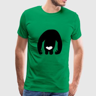 monkeylove gorilla - Men's Premium T-Shirt