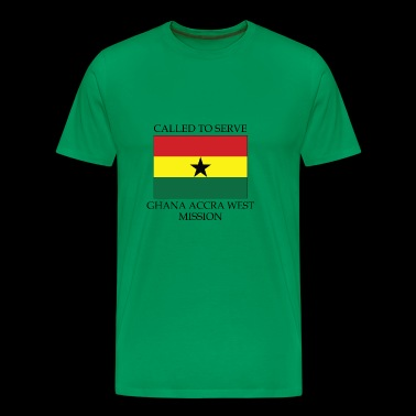 Ghana Accra West LDS Mission Called to Serve - Men's Premium T-Shirt