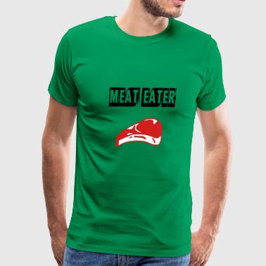 meat eater - Men's Premium T-Shirt