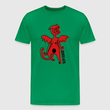 The Jersey Devil - Men's Premium T-Shirt