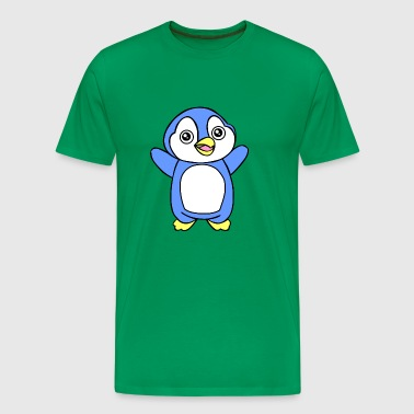 pinguin - Men's Premium T-Shirt