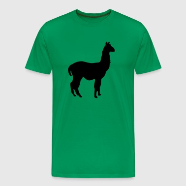 lama - Men's Premium T-Shirt
