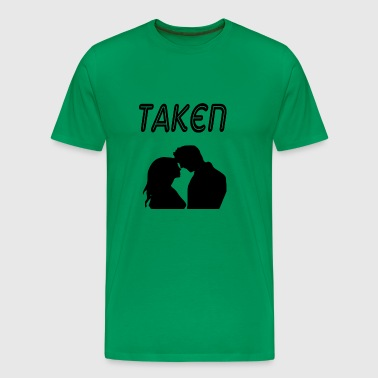 taken - Men's Premium T-Shirt
