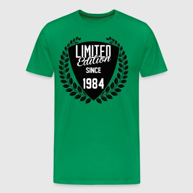 Limited Edition Since 1984 - Men's Premium T-Shirt