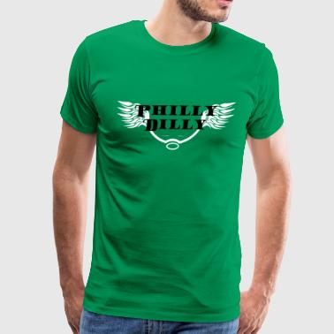 Philly Dilly Funny shirt - Men's Premium T-Shirt