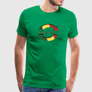 Reggae 24/7 - Men's Premium T-Shirt