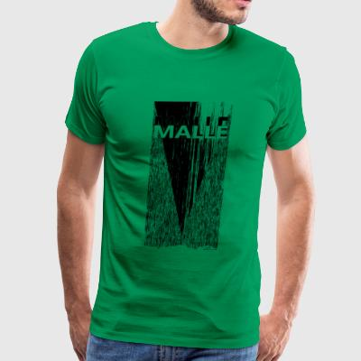 Malle Crazy - Men's Premium T-Shirt