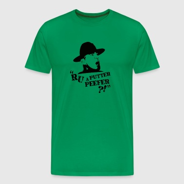 Gunnery Sergeant Hartman-Full Metal Jacket - Men's Premium T-Shirt