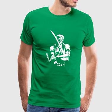 Pirate Hunter Zoro - Men's Premium T-Shirt