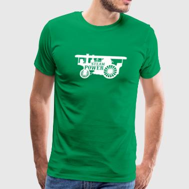 Steam Power - Men's Premium T-Shirt