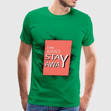 free advice - Men's Premium T-Shirt
