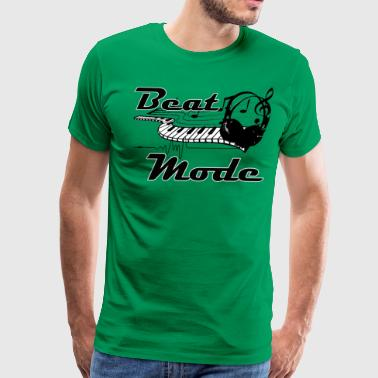 Beat Mode DJ Producer Music Life - Men's Premium T-Shirt