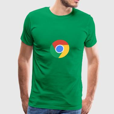 Chrome. - Men's Premium T-Shirt