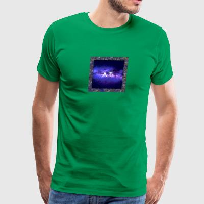 AT Galaxy - Men's Premium T-Shirt