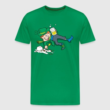 UNLUCKY LEPRECHAUN - Men's Premium T-Shirt