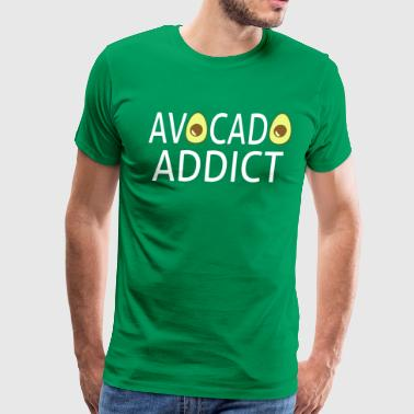 Avocado Addict - Men's Premium T-Shirt