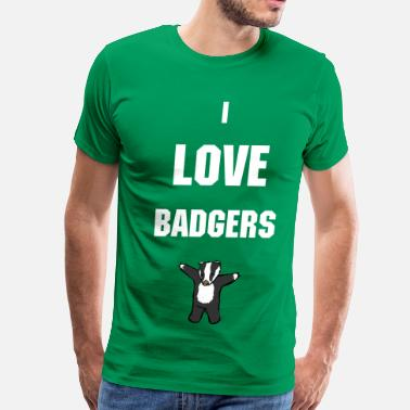 Badger BADGERS - Men's Premium T-Shirt