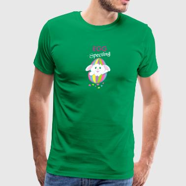 Egg Specting Easter - Men's Premium T-Shirt