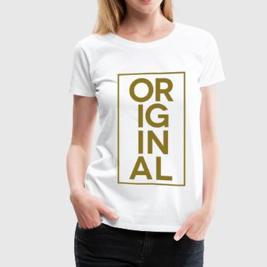 ORIGINAL - Women's Premium T-Shirt