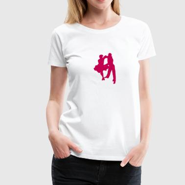 dance sport - Women's Premium T-Shirt