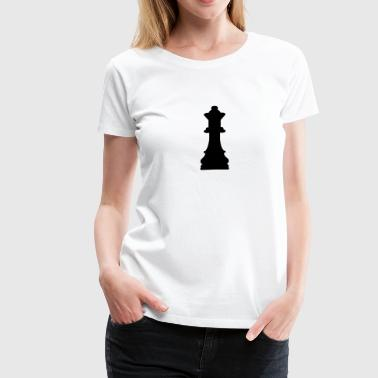 Chess queen - Women's Premium T-Shirt