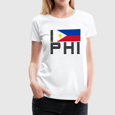 philippines - Women's Premium T-Shirt