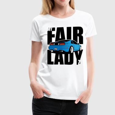 myFairLady - Women's Premium T-Shirt