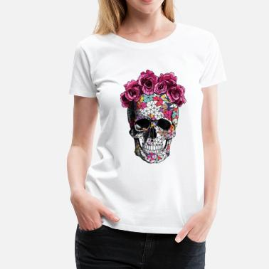 Sugar a beautiful death tee - Women's Premium T-Shirt