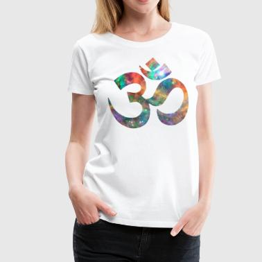 Cosmic Om - Women's Premium T-Shirt