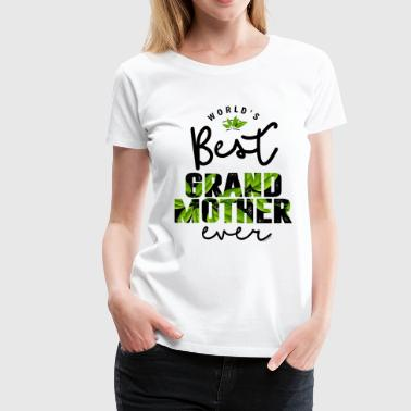 World's Best Grandmother Ever - Women's Premium T-Shirt