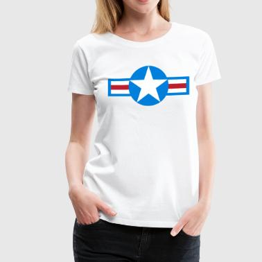 Air Force - Women's Premium T-Shirt