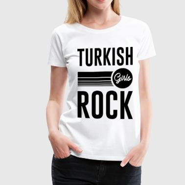 TURKISH GIRL 1.png - Women's Premium T-Shirt