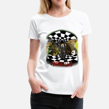 Bulgakov Azazello (Master and Margarita) - Women's Premium T-Shirt